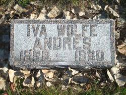 Iva Wolfe Anders (1890-1980) - Find A Grave Memorial