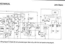 wiring diagram john deere
