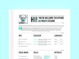 Downloadable Best Resume Templates Illustrator Artist Template ...