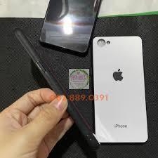 Ốp lưng che cảm biến giả iphone cho OPPO F5/F7/F9/A7 mặt lưng bóng