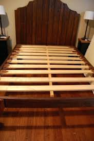 impressive king size bed frame queen slats fair outstanding good wood bed frames with headboard with