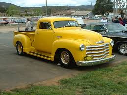 Tuning cars and News: 1950 Chevrolet 3100 Pickup