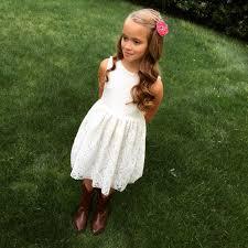 Easy DIY Flower <b>Girl Dress</b>   DIY sewing   Diy <b>dress</b>, Toddler flower ...