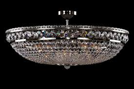 emas 12 ceiling mounted basket chandelier