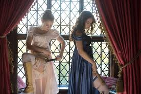 pride and prejudice jane austen in vermont bella heathcote left and lily james star in screen gems pride and prejudice
