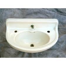 kohler wall hung sink kohler purist wall mount sink faucet