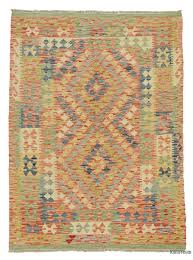 multicolor new afghan kilim rug 5 x 6 7 60 in x 79 in