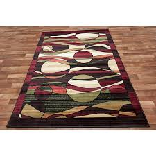 whole area rugs rug depot red green brown area rug