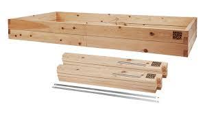 4x8x11 raised garden bed kit