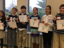 st patrick 3rd 5th graders take fourth place in new jersey consortium for