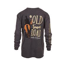 Simply Southern Sherpa Size Chart Simply Southern Old Town Road Tee Youth