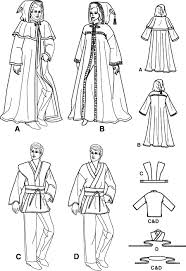 Star Wars Costume Patterns Inspiration Simplicity 48 Robes And Tunic