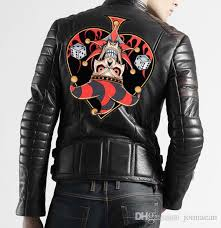 2019 lucky jester blazing spade with dice patch biker back embroidery iron on or sew on patches 11 13 inch from jonnaean 18 3 dhgate com