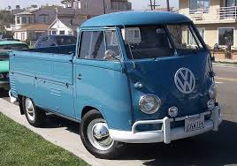 1960 VW Truck | Point A to Point B | Vw pickup truck, Vw kombi van ...