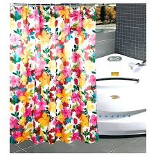 colorful shower curtain bright colors shower curtain custom fl multi color waterproof funky shower curtain with colorful shower curtain