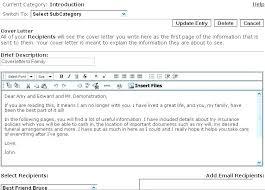 Sending Resume Email Sample Sample E Mail Cover Letteremail Cover