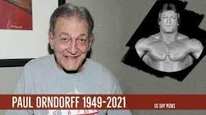 Wrestler Paul Orndorff's Cause of Death ...