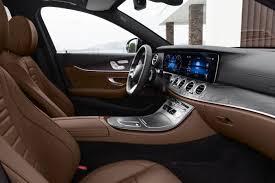 A dynamic take on luxury: Mercedes Benz E Class W 213 2020 Daimler Global Media Site