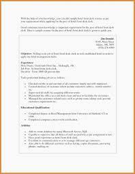 Resume Objective Medical Receptionist Objective For Medical