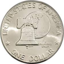 1972 Eisenhower Dollar Value Chart 1776 1976 Type Ii Eisenhower Dollar Values Facts