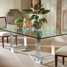 Glass Dining Room Table Bases Mirrored Dining Room Table Base Duggspace