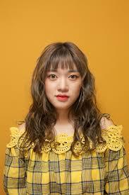 エレガント オルチャン 上品 ロングtanpopo Hair In 韓国 韓国の