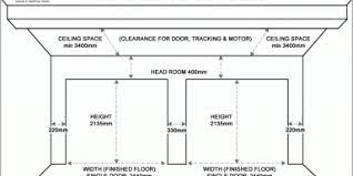 garage door heightStandard Garage Door Dimensions Explained Explainedstandard Sizes