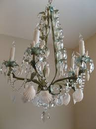 contemporary vintage chandeliers sea mist by marjorie stafford design