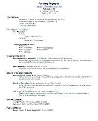 Best Resume Creator Software Simple Decoration Resume Builder Free