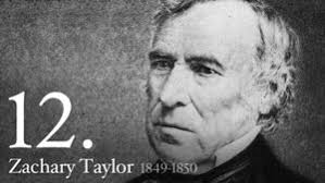 Image result for president Zachary Taylor