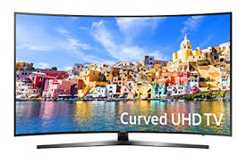 Amazon.com: Samsung UN55KU7500 Curved 55-Inch 4K Ultra HD Smart LED TV (2016 Model): Electronics