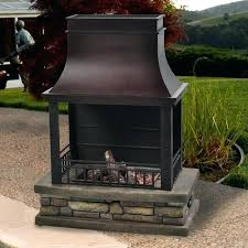 outdoor fireplace insert. outdoor fireplace insert decoration propane inspiring inch gas