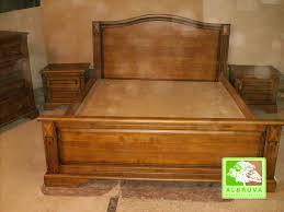 Natural Wood Bedroom Furniture Classic And Modern Design Wooden Bedroom Furniture