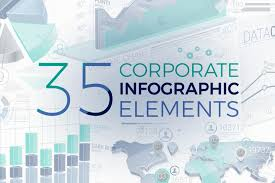 Animated Charts After Effects Corporate Infographic Elements After Effects Template