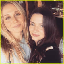 Rita Star Pattern Magnificent Faking It's Katie Stevens Rita Volk Have Cute Reunion Over The