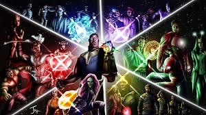 Avengers Infinity War Poster Digital ...