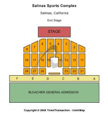 Salinas Sports Complex Tickets And Salinas Sports Complex
