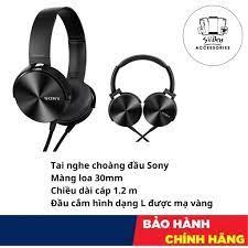 TAI NGHE SONY MDR-XB450AP tốt giá rẻ