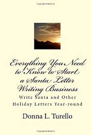 donna l turello everything you need to know start a santa letter writing business