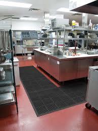 commercial kitchen mats. San-Eze Anti-Fatigue Kitchen Floor Mat - Wet Area 7/8\ Commercial Kitchen Mats K