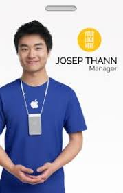 employee badges online ebay employee badge badges and business cards