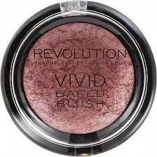 makeup revolution baked blusher color loved me the bestloved me the best redheads