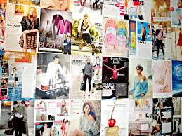 Image Book Wonderful Diy Cut Paste And Innovate Magazine Collage Ideas