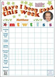 How To Make A Sticker Chart For Good Behavior Pin By Meghan Munro On Kids Behavior Chart Toddler Kids