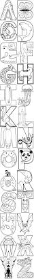 Small Picture Best 20 Animal alphabet ideas on Pinterest Animal letters