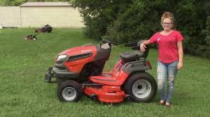 husqvarna garden tractor attachments. Husqvarna GT52XLS 52\ Garden Tractor Attachments