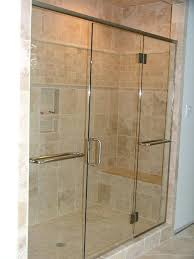 shower glass door shower spotty equals less dough professional real estate and home staging services