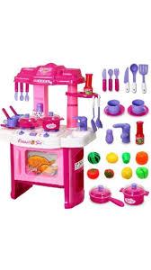 cooking kitchen set