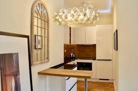 Küche Und Wohnzimmer In Kaisers Suite By Andy Interiordesign