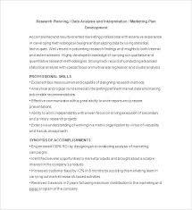 Equity Research Analyst Resume Sample Wikirian Com